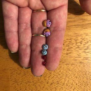Other - 3 pr if kids earrings